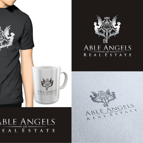 Able Angels of Real Estate needs a new logo