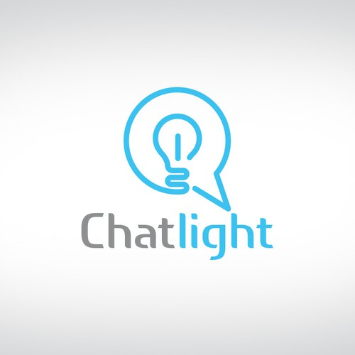 Chatlight Logo Concept