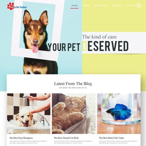 Animal blog