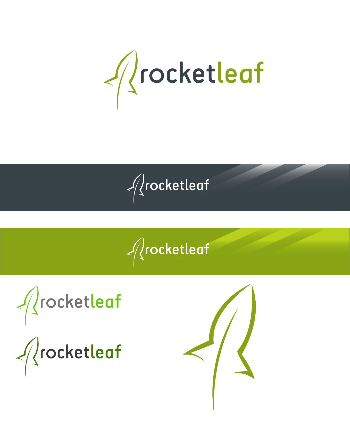 New Logo for RocketLeaf
