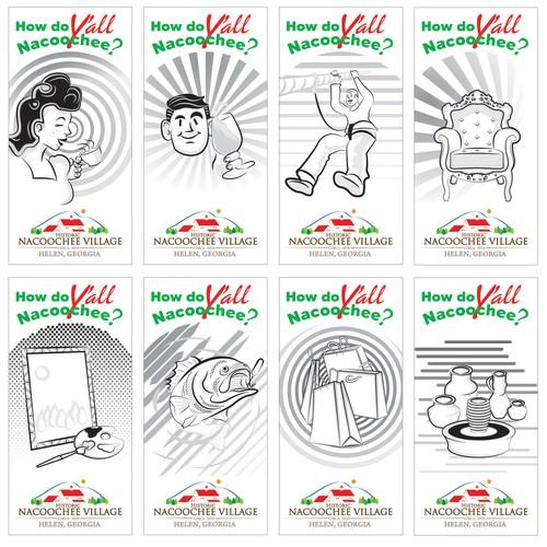 Nacoochee Village Icon Design contest