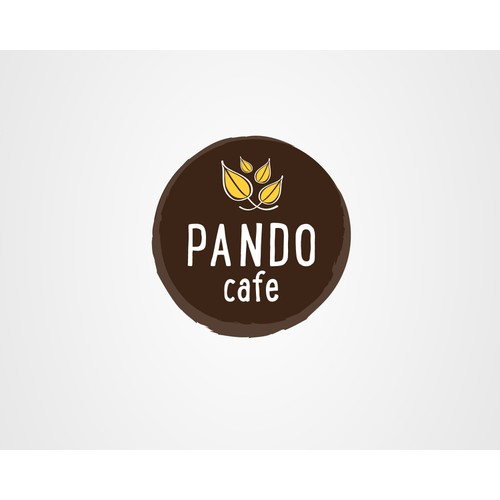 Create a logo and business card for a brand new, healthy focussed Cafe