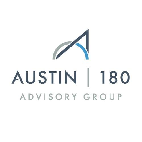 a modern minimalist logo for an upstart investment firm