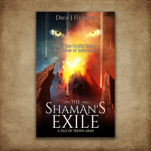 The Shaman's Exile Book Cover