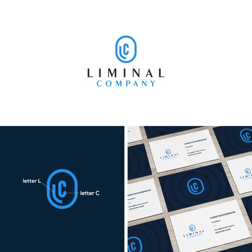 Liminal Company Logo Design