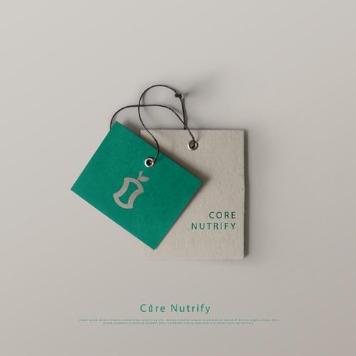 Logo for Core Nutrify