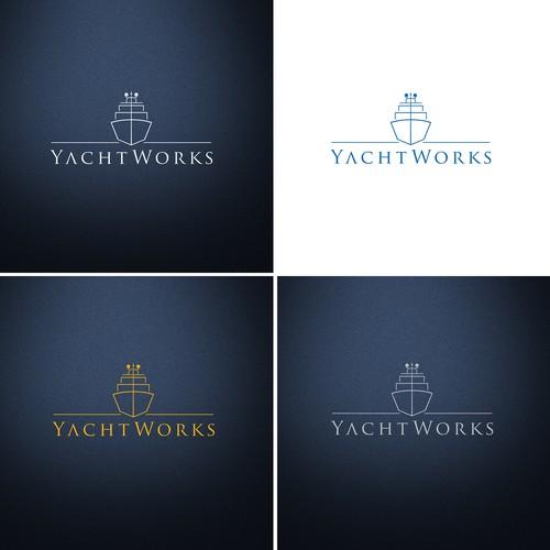 Sleek and sophisticated Logo Design