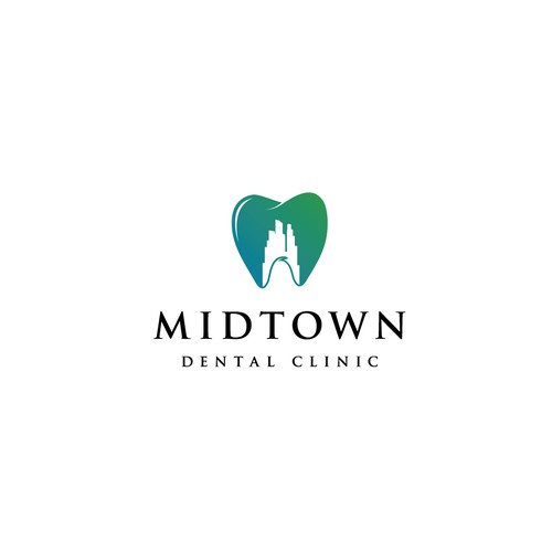 Logo design for Midtown Dental Clinic