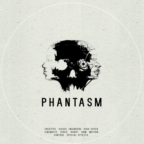 Phantasm dual meaning logo