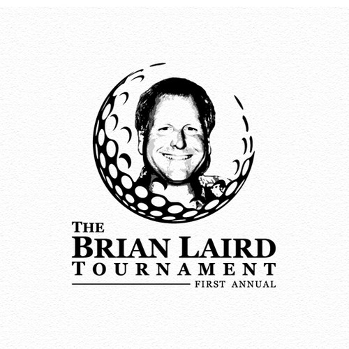 The Brian Laird Tournament needs a new logo