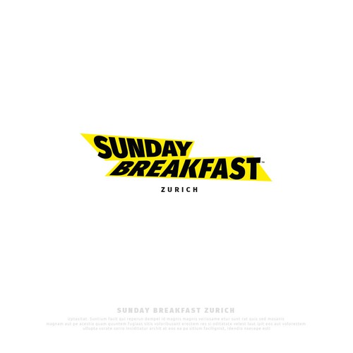 "Togodesign ""Sunday Breakfast"" Zurich"