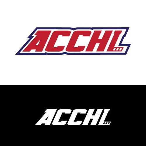 Collegiate Ice Hockey League Logo