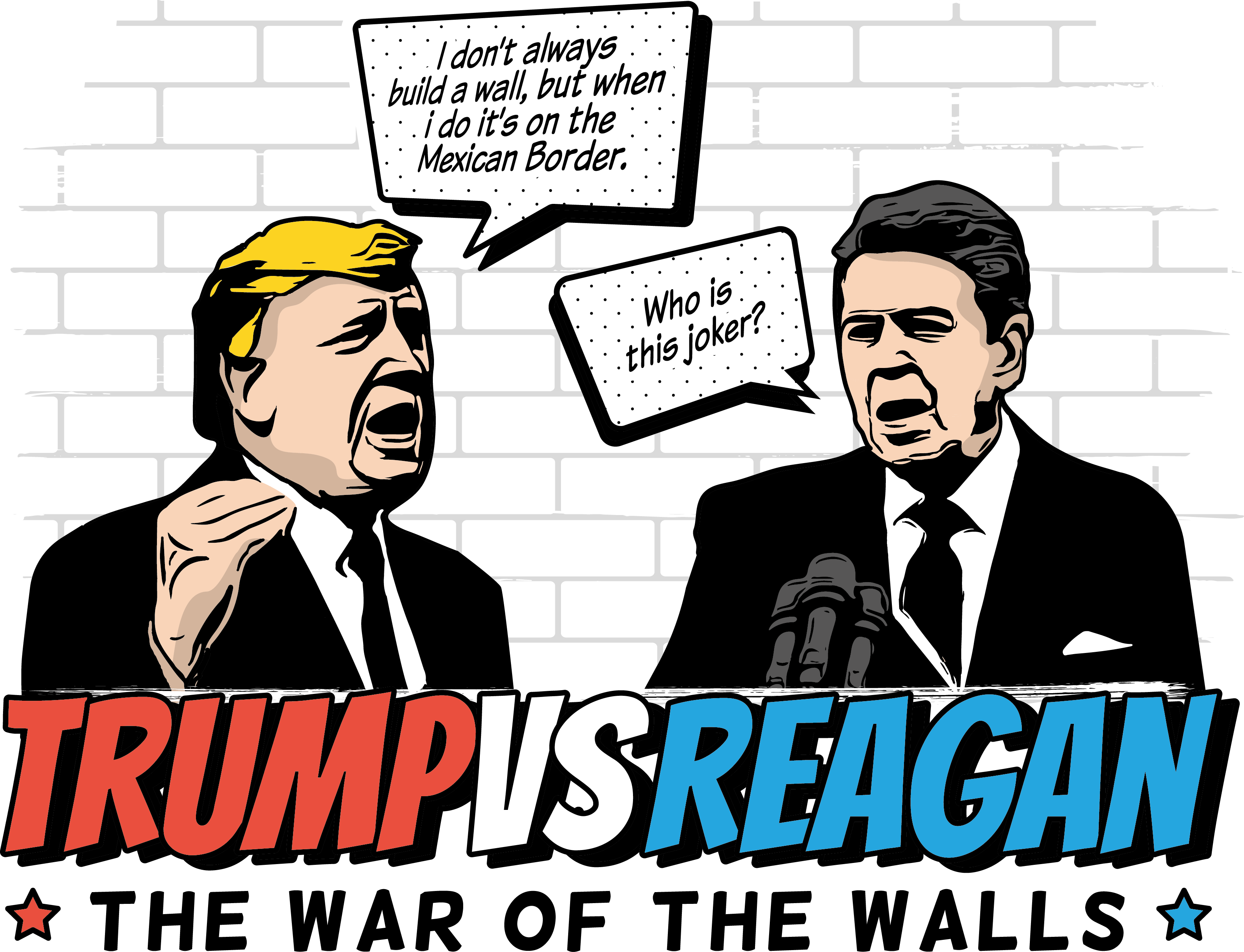 Tale of Two Walls