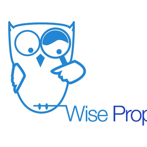 Help Wise Property Buyer with a new logo