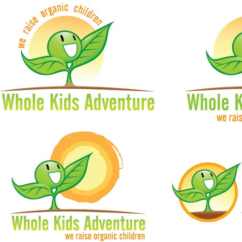 Whole Kids Adventure logo