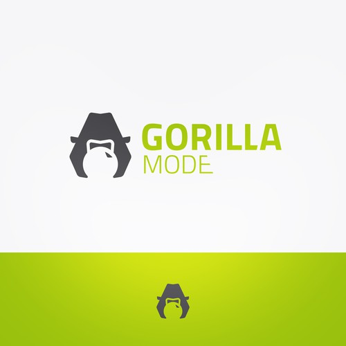 Logo Gorilla Gym Wear