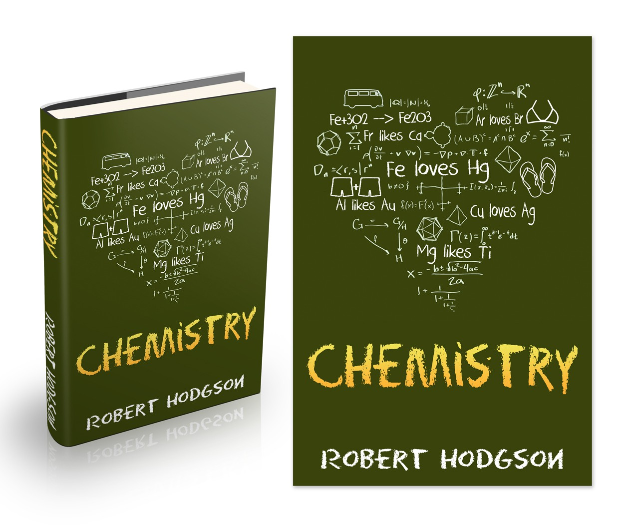Help Robert Hodgson with a new book or magazine cover