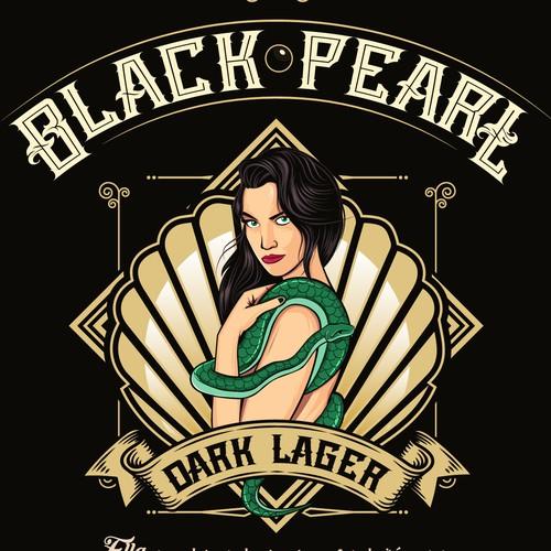 Black Pearl Label