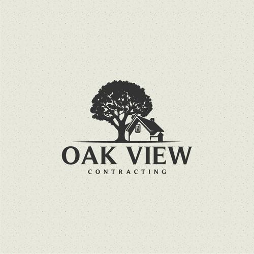 Logo for Oak View