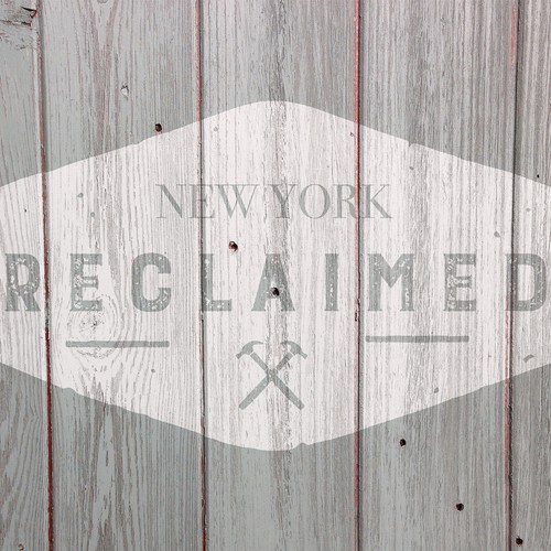 Logo for recycled/salvaged/reclaimed furniture