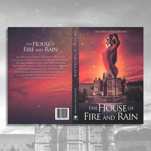the house of fire and rain - book cover