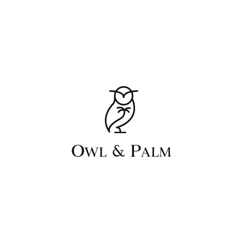 Simple Logo for online platforms quirky handmade jewelry
