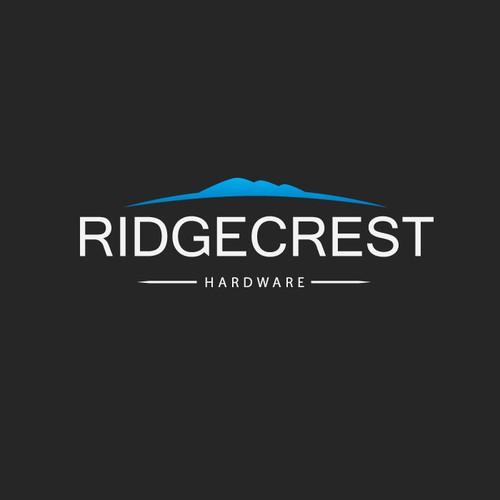 Ridgecrest needs a new logo