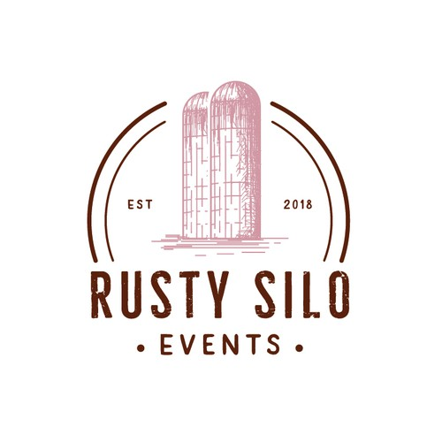 rusty silo event logo
