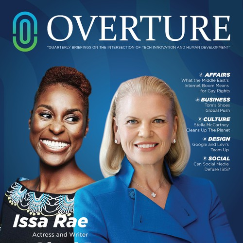 Overture Magazine Cover