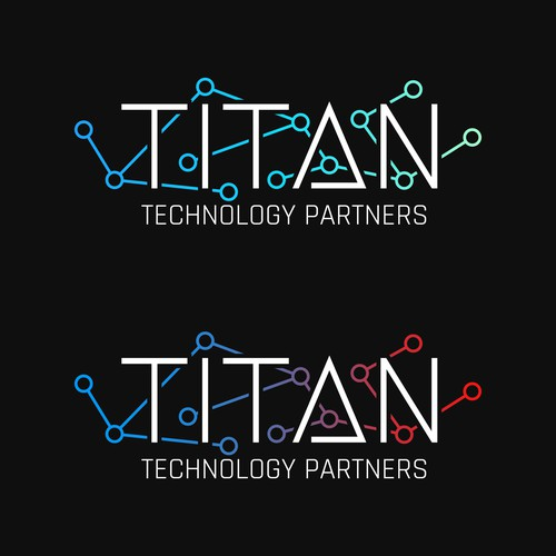 Titan internet company logo