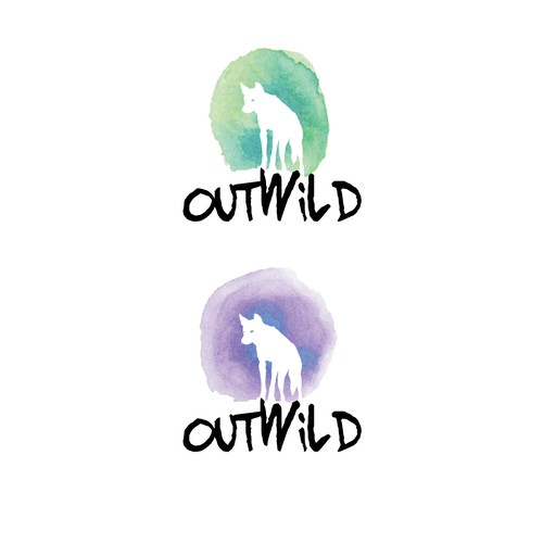 Simple, outdoorsy logo for outdoor lifestyle organization