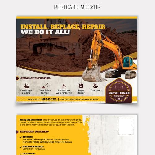 Mailer Design