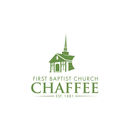 Logo for a Baptist Church