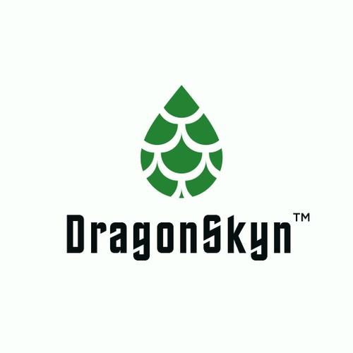 DragonSkyn Logo Design