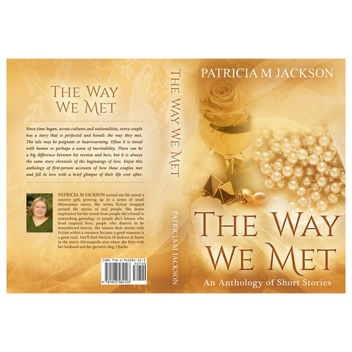 "Book cover for ""The Way We Met"""