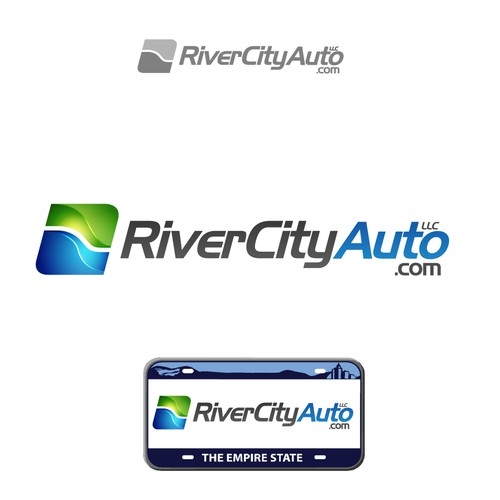 Create the next logo for River City Auto  LLC