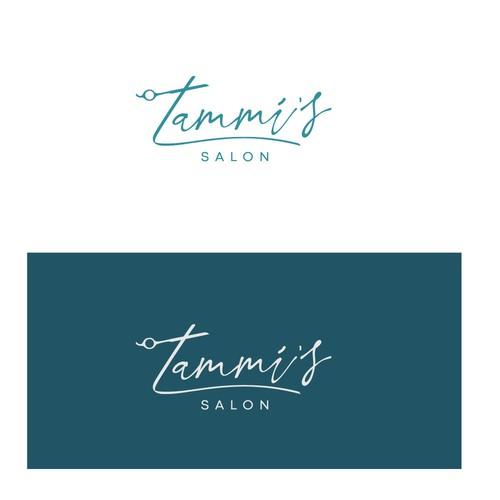 logo for salon