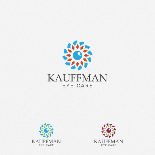 Kauffman Eye Care logo