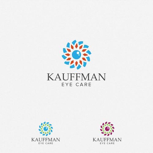 Kauffman Eye Care logo