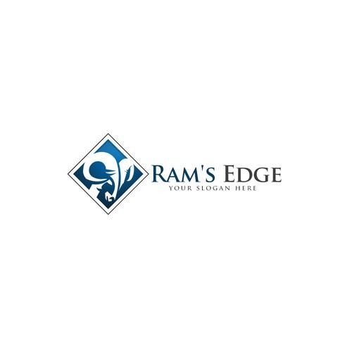 RAM'S EDGE logo