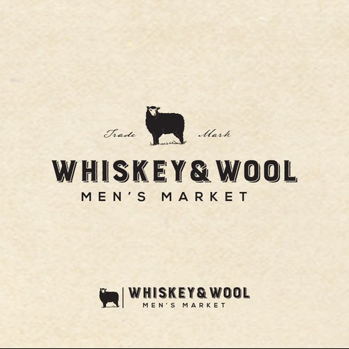 Whiskey & Wool Logo