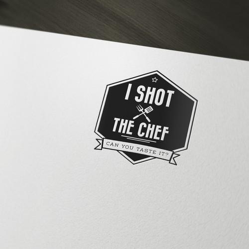 logo for I Shot the Chef