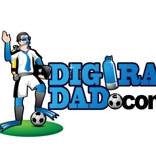 Digirati Dad Logo Needed
