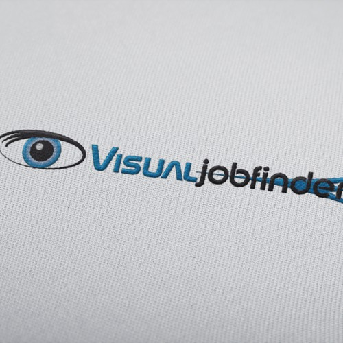 Logo for a job exchange video platform