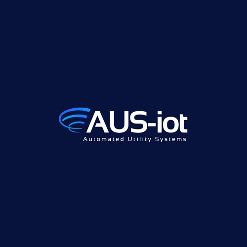 Unique Logo For AUS iot