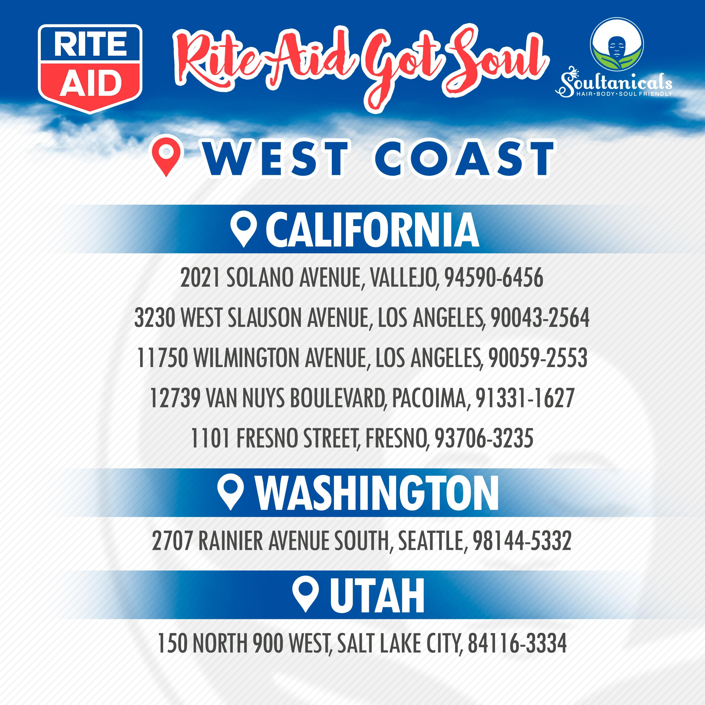 Rite Aid Store Locator by Coast- 3 graphics