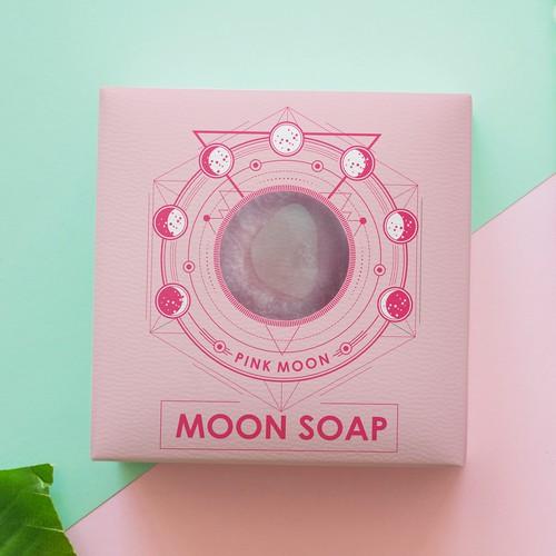 Moon Soap Box