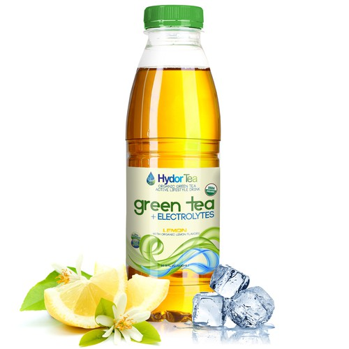 Create the next product label for Hydor Tea