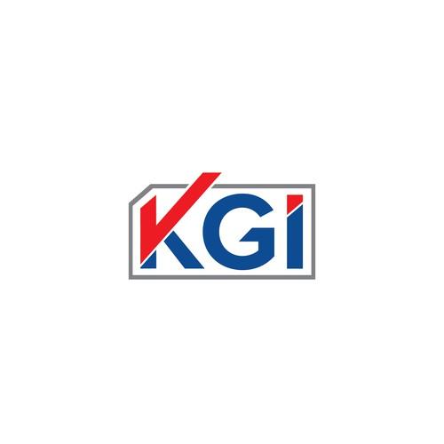 KGI logo concept