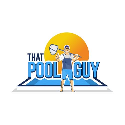 Logo for  Pool Guy